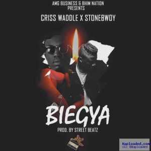 Criss Waddle - Bie Gya (Open Fire) ft. Stonebwoy (Prod by StreetBeatz)